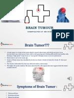 MRI Scan - Brain Tumor