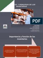 Importancia de Los Inventarios -Isip