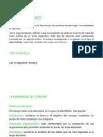 El Árbol de La Ciencia Español Tercer Periodo