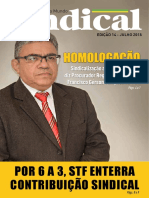 Revista Do Mundo Sindical