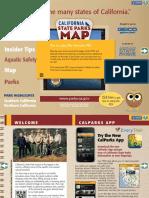2012 CA State Parks Map Digital Version