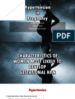 Hypertension in Pregnancy (Pogs-cpg)