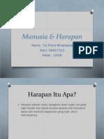 Manusia & Harapan.pptx