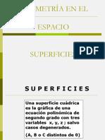 Geometria en El Espacio- Superficies-2017-Arq
