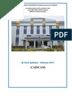 s-17 cad-cam syllabus