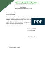 Surat Edaran 1
