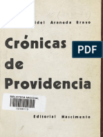 "Chile, ""Crónicas de Providencia 1911 - 1938"""