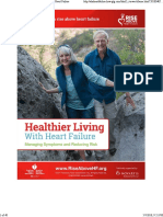 American Heart Association Healthier Living With Heart Failure