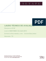 Anexo II - Laudo de Avaliação Dos Bens e Ativos (Araguaina)