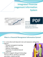What is a Financial Management Information System?
