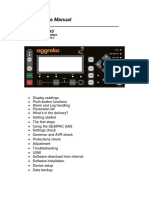 GEMPAC GAS, Operators Manual, 4189340680, Rev. a, UK[1]