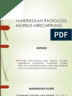 367942260 Gambaran Radiologi Hirschprung Disease