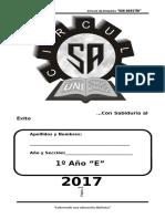 BALOTARIO DE PREGUNTAS DE MATEMATICAS - CIENCIAS - HUMANIDADES