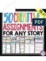 Assignments for Any Novel or Short Story