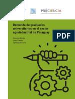 Demanda de Graduados Web