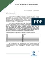 CIN Informe Stand 2010 Blog