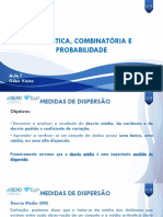 Aula7_Medidas de Dispersao