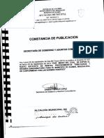 Estatuto Rentas 009-2013