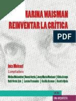 Marina Waisman | Reinventar La Crítica