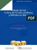 Trabajo Social Crítica de La Vida Cotidiana y Método