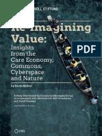 Re-Imagining Value - Bollier