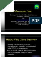 Ozone Hole w Notes