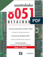 eBook - Microcontrolador 8051- Detalhado