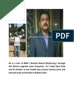 RNM User Kajal Kanti Dey's Photo & Tortured Photo