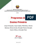 Programa de Aula do Ensino Primário 3º Ciclo.pdf