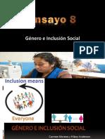 Ensayo 8 Género e Inclusión Social
