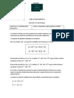 Guia Productosnotables Matematica 1medios Maximiliano j