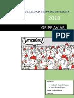 Gripe Aviar Monografia