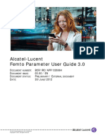 BCR IRC APP 026964 V3 00 - Femto Parameter User Guide BCR3 0