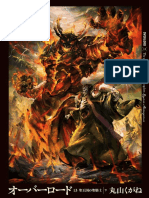 Overlord Volumen 13 - Los Paladines Del Reino Santo Ll