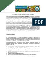 LA AGRICULTURA ECOLÓGICA Y SUS FACTORES.pdf
