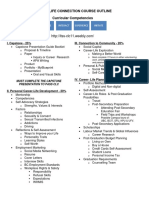 lt career life connection course outline