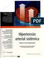 Artigo Hipertensao Arterial Sistemica