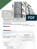 PDA Coyhaique - Condensación y Ventanas