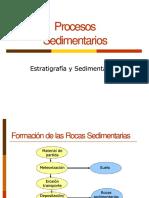 Proceso Sedimentarios