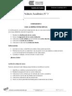 Producto Académico n3 Gestion de Costos