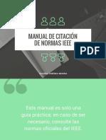 Manual de Citación de Normas IEEE