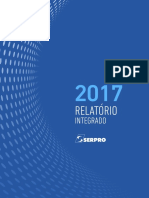 RELATORIO INTEGRADO SERPRO 2017