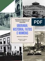 Uberaba; História, Fatos e Homens - Borges Sampaio