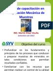 Curso de Preparacion Mecanica Syv