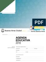 Agenda Educativa 2018