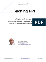Guide to Coaching PPI
