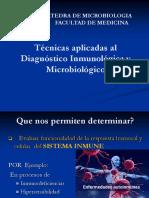 Tecnicas Inmunologicas Microbiologia 2018