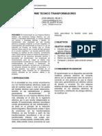Informe MAQUINAS TRANSFO Jose Manuel Mejia-Carlos Javier Rojas