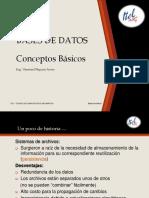 Basededatosconceptosbasicos CLASE 1