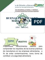 Buenas Practicas Manufactureras -Ceac